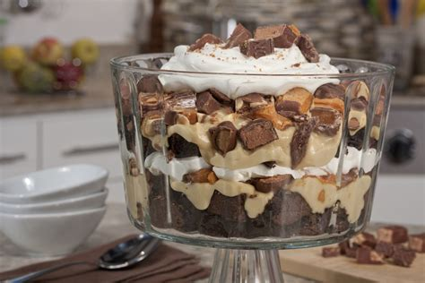 the best chocolate dessert recipes bar brownie trifle mrfood