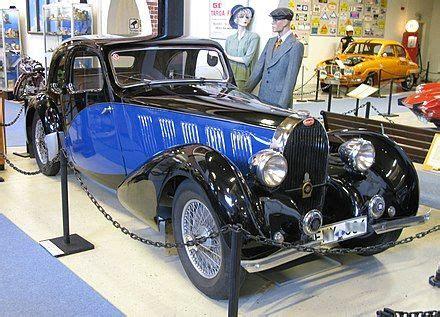 It is also fitted with the lockheed hydraulic brakes. Bugatti Type 57 Atalante 1936 - Bugatti Type 57 - Wikipedia in 2020 | Bugatti type 57, Bugatti ...