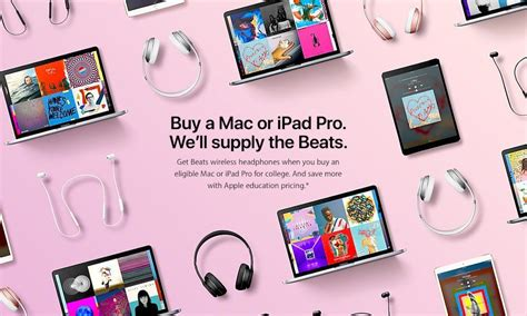 Back to School, student, discounts - Education - Apple