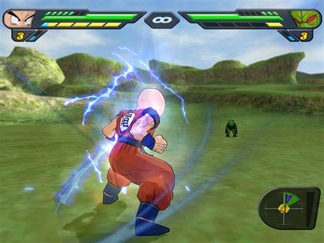 Dragon Ball Z Budokai Tenkaichi 2 The Next Level Ps2