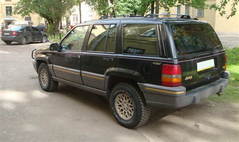 used jeep cherokee used 1994 jeep grand cherokee images 5216cc gasoline