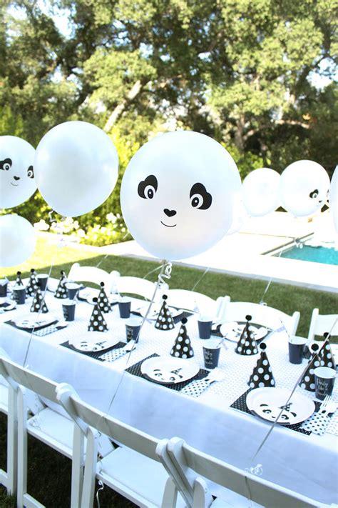 Kara's Party Ideas Party Like a Panda Birthday Party