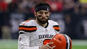 LOOK: Baker Mayfield finally unveils pictures from his ...