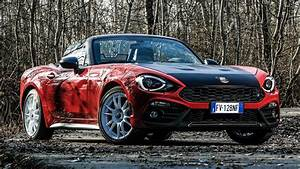 2019 Abarth 124 Spider Rally Tribute