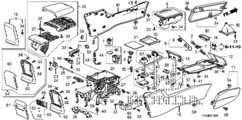 Honda Accord Parts Diagram Cooling
