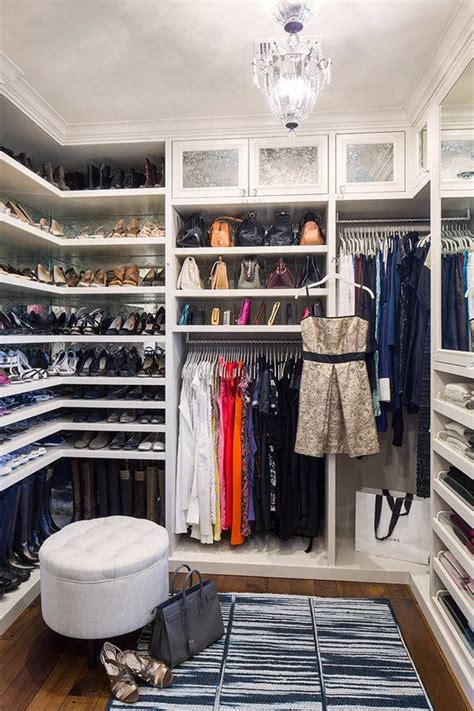 dreamy walk  closet ideas  luxe  love
