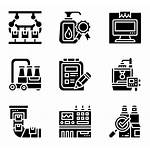 Mass Production Icons Factories Flaticon Marketplace Icon
