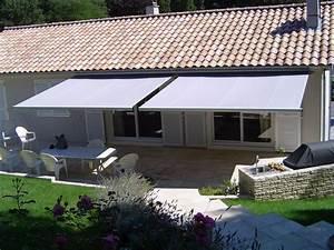 Store Pour Terrasse : stores coffres motoris s sur mesure pour terrasse lyon ~ Premium-room.com Idées de Décoration