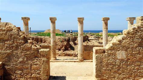 chambre grecque chypre paphos comme l 39 antique l 39 express