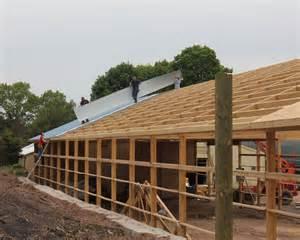 Building Pole Barn Construction