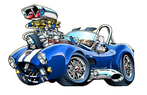 pin  mike nordstrom  car toons pinterest muscle cars  cartoon