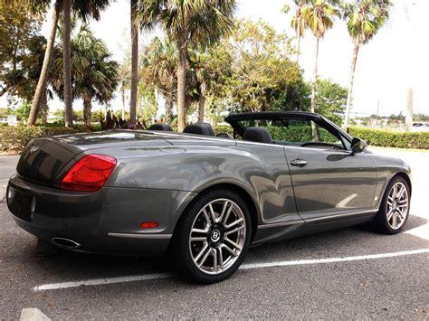 bentley gtc coupe 2011 bentley continental gtc convertible 152573