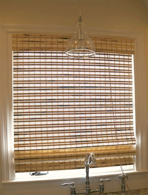 bamboo blinds lowes shades interesting levolor bamboo shades lowes lowe s