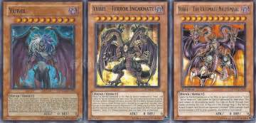 authentic yubel deck yubel the ultimate nightmare