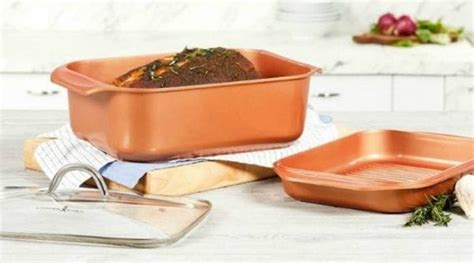 copper chef cookware set walmart clearance find