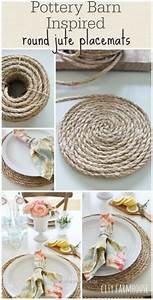 Diy, Farmhouse, Style, Decor, Ideas, For, The, Kitchen, -, Pottery, Barn, Inspired, Round, Ju