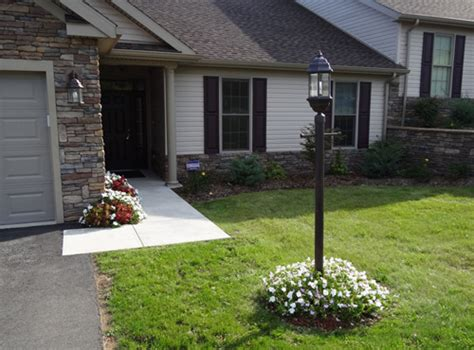 Front Yard Light Pole/lamp (gas Or Electric)