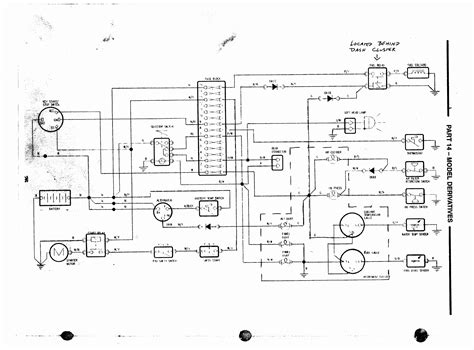 Ford 5030 Wiring Diagram by Ford Ls45 Manual Auto Electrical Wiring Diagram