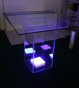 Lighted Clear Acrylic Led Cake Table For Wedding Event ...