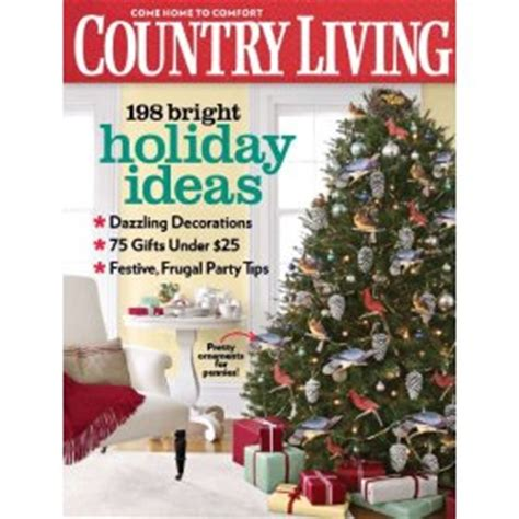 country living and organic gardening magazine subscription