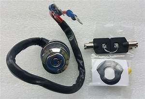 Ignition Switch With Round Key Harley Ignition Switch 3