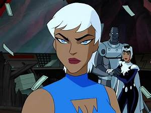 Ice - DCAU Wiki: your fan made guide to the DC Animated ...