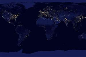 New NASA Images Show The Earth's Electric Light Show : The ...
