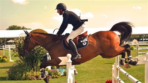 horse shows riding long island competitions frank rider newsday hampton jumping landscape gallagher