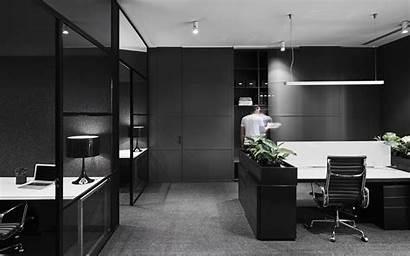 Office Minimalist Melbourne Daddies Twin Workspace Corporation