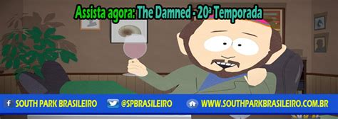 ep  damned  temporada south park  south