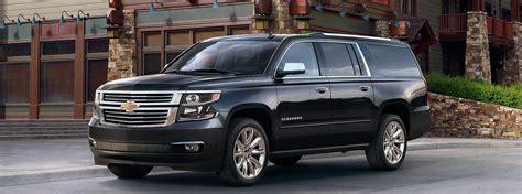 2017 Chevrolet Suburban  Full Size Suv  Chevrolet Canada