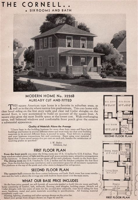 american foursquare floor plans 1900 anatomy of a plan the raised bungalow in bramalea