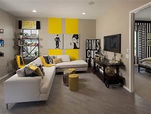 20 Yellow Living Room Ideas Trendy Modern Inspirations