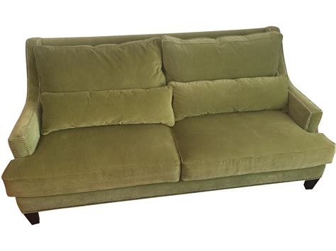 z gallerie pierce sofa z gallerie pierre sofa chairish