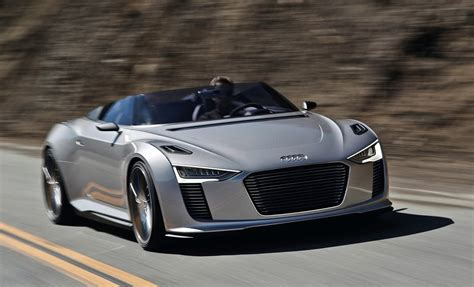 Audi Vision 2020 by Mid Engined Audi R5 Could Come After 2020
