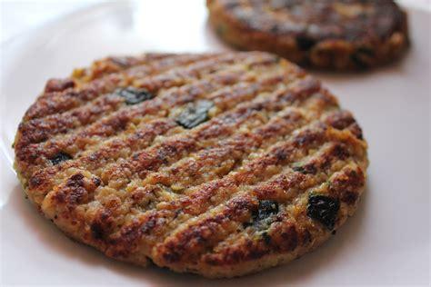 cuisiner la courgette recette steaks végétariens