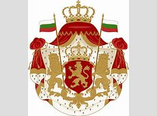 Image Coat of Arms of Bulgaria 18811927png