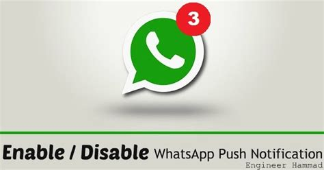 how to fix whats app push notification problems in android and iphone