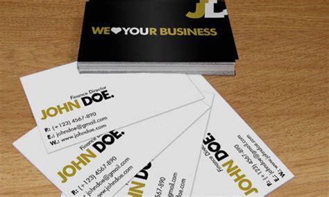 business card design tutorials resources