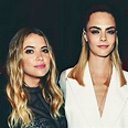 Cara Delevingne and Ashley Benson Confirm Their Relationship