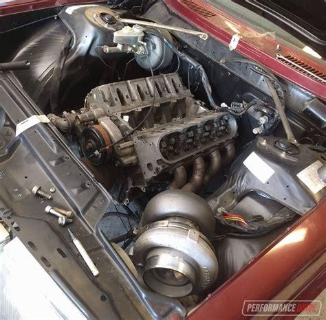 volvo  gl ls  conversion project part  engine