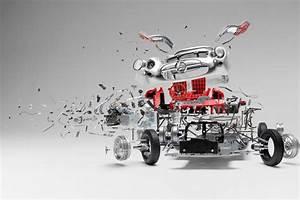 Exploding Cars - A Creative Kinetic Art - Bonjourlife