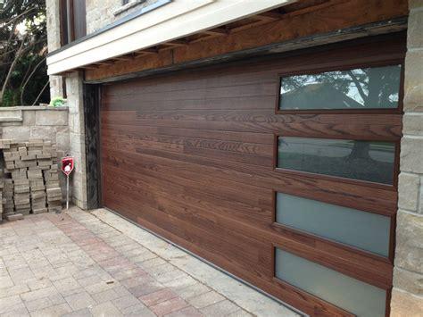 Modern Contemporary Garage Doors- Custom Modern