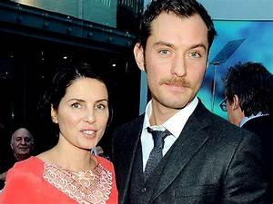 Jude Law's ex dishes on their troubled marriage - NY Daily ...
