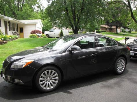find  black mint loaded  buick regal  rochester  york united states
