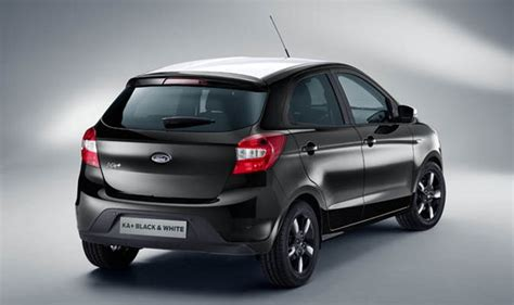Ford Ka+ City Car Us Car Brand Reveal New Generation Of