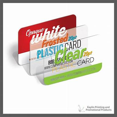 Plastic Cards Business Card Custom Nail Opaque