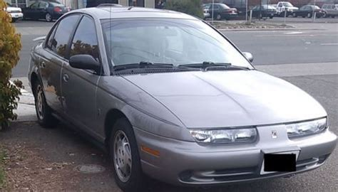 online service manuals 1997 saturn s series instrument cluster sell used 1997 saturn sl2 base sedan 4 door 1 9l in vallejo california united states for us
