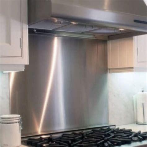 kitchen backsplash stainless steel tiles stainless steel backsplash sheets roselawnlutheran