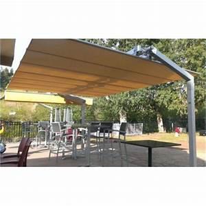 Grand Parasol Rectangulaire : parasol pied deport barazzi ~ Teatrodelosmanantiales.com Idées de Décoration